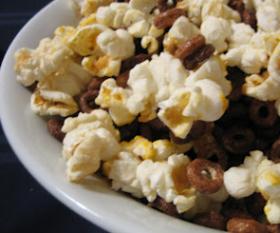 Movie Night Popcorn Bites